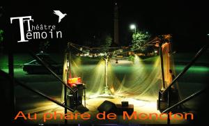 Au phare de Moncton
